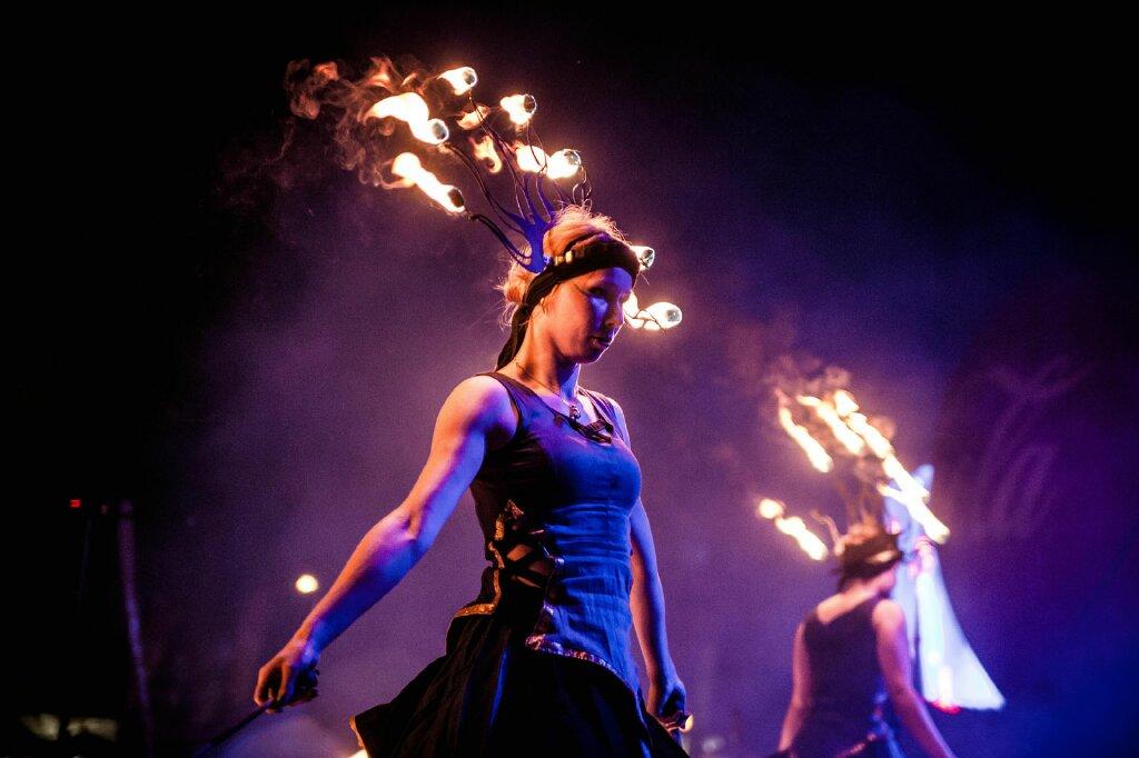 teatr ognia